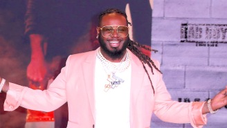 T-Pain Wants To Make You A Drink With His New Book Of Cocktail Recipes
