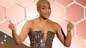 Tiffany Haddish Is Reportedly Being Eyed To Take Ellen's Spot In The Daytime Talk Show Landscape