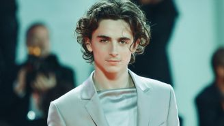 Timothée Chalamet Will Play A Young Willy Wonka In A New Origin Story Movie (And Will Undoubtedly Look Great In A Top Hat)