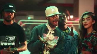 Toosii And DaBaby Would Rather Send Shots Than 'Shop' In A Tough-Talking New Video