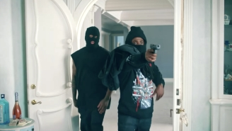 YG And Mozzy's Thrilling 'Gangsta' Video Flexes Their Hood Credentials
