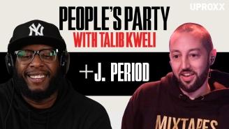 Talib Kweli & J.Period Talk Fav Producers, 'Hamilton Mixtape,' And Lauryn Hill