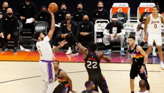 Anthony Davis Took The Blame For The Lakers Game 1 Loss To The Suns: 'This One's On Me'