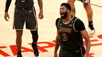 Anthony Davis Left Lakers-Clippers And Was Ruled Out With Back Spasms