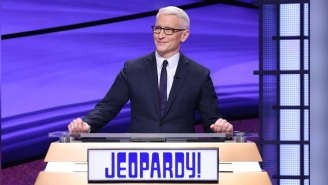 Anderson Cooper's 'Jeopardy!' Debut Had The Lowest Ratings Of Any Guest Host… Including Dr. Oz