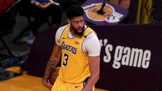Report: Anthony Davis Will Be Day-To-Day To Return From A Groin Injury