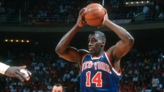 Please Enjoy The Incredible Story Of Anthony Mason Breaking A Kid's Nose At A Youth Camp He Hosted