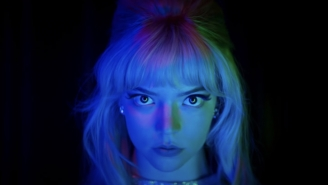 Edgar Wright's 'Last Night In Soho' Offers A Brief First Tease Of The Moody Thriller Starring Anya Taylor