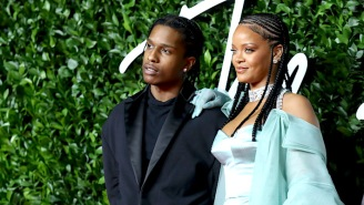 ASAP Rocky Thinks Rihanna Is 'The One' And 'The Love Of My Life'
