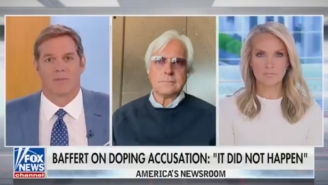 Horse Trainer Bob Baffert Went On Fox News And Blamed Cancel Culture For Medina Spirit's Doping Accusation