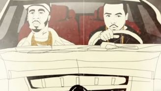 Benny The Butcher And The Late Chinx Are Winning 'Overall' In Their Animated New Video