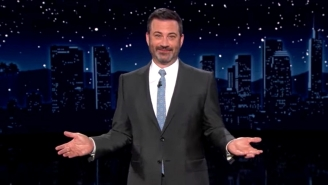 Jimmy Kimmel Can't Believe Trump Is Under Criminal Investigation But Still Only Wants To Whine About Losing The Election