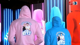 Boban Marjanovic Has BFF Hoodies With Luka Doncic, And Tobias Harris Cannot Believe It