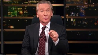 Bill Maher Tested Positive For Coronavirus And Canceled This Week's 'Real Time'
