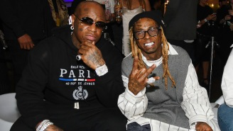 Birdman Offers An Explanation For Why He And Lil Wayne Would Kiss