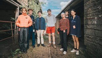 Black Country, New Road's 'Track X (The Guest)' Is An Acoustic Version Of Their Biggest Song