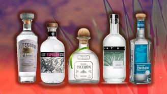 We Blind Taste-Tested Blanco Tequilas In The $20-$50 Range, Here's The Winner