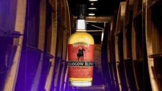 Scotch Whisky Review: Compass Box Glasgow Blend Scotch Whisky