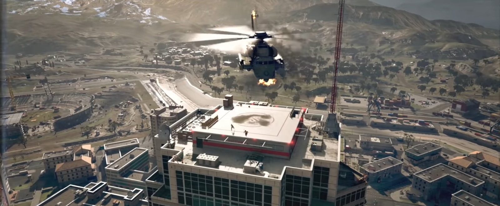 Die Hard's Nakatomi Plaza Is Coming To 'Call of Duty: Warzone'