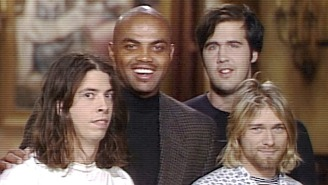 Dave Grohl And Seth Meyers Discuss A Hilarious Story About Charles Barkley And Nirvana On 'SNL'