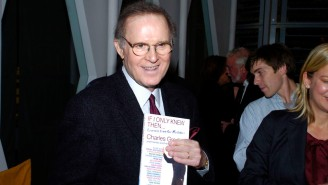 Watch Charles Grodin Completely Derail An Interview With Sean Hannity And Call Him A 'Rightwing Fascist' From 2007