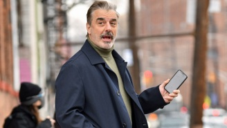 Chris Noth's Mr. Big Has Belatedly RSVP'd To The 'Sex And The City' Revival