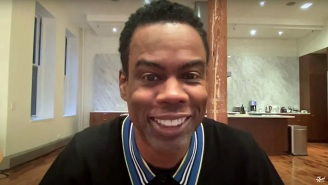 Chris Rock Cracked Up Jimmy Kimmel With His Reaction To Masked Adam Sandler Going Unnoticed At IHOP