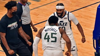 The Jazz Withstood A Late Grizzlies Rally To Win Game 3 And Take A 2-1 Series Lead
