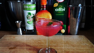 It's The Perfect Weekend To Make A Cosmopolitan — Here's Our Recipe
