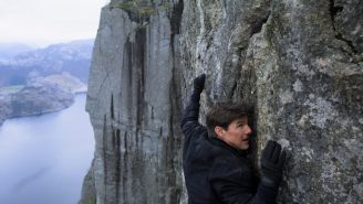 Tom Cruise's 'Most Dangerous Stunt' Yet In 'Mission: Impossible 7' Will Put His Other Stunts To Shame