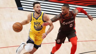 Damian Lillard Pointed Out How Differently People Discuss Curry's MVP Case Compared To His Last Year