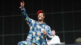 Danny Brown Went 'Back To XXX Time' While Recording His New Album '40'