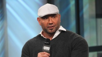 Dave Bautista Will Star With Daniel Craig In 'Knives Out 2,' Possibly In Some Kind Of Very Large Sweater