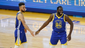 Draymond Green Shoots Down The Warriors Being The Next 'We Believe' Squad: 'We Got F*cking Steph Curry'