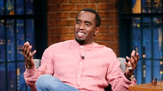 Diddy Has Officially Changed His Government Name To 'Sean Love Combs'