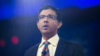 Dinesh D'Souza Tried To Gaslight Everyone About The Failed MAGA Insurrection And Only Succeeded In Getting Roasted