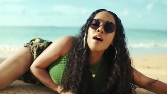 DJ Khaled, HER, And Migos Get Marooned In Their Dragon-Infested 'We Going Crazy' Video