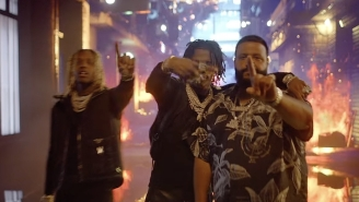 DJ Khaled, Lil Baby, And Lil Durk Bring The Fire In Their Video For 'Every Chance I Get'