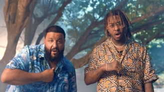 DJ Khaled, Lil Wayne, And Jeremih Are 'Thankful' For Their Blessings In A Reverent New Video