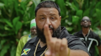 DJ Khaled Offers A Lively Video For 'Where You Come From' With Buju Banton, Capleton, And Bounty Killer