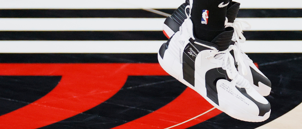 Damian Lillard Debuted A Special Dame 7 Collab With Reebok And Shaq