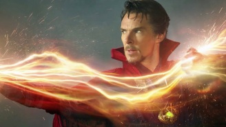 Doctor Strange Was Supposed To Appear In 'WandaVision,' And Here's What He Would Have Done