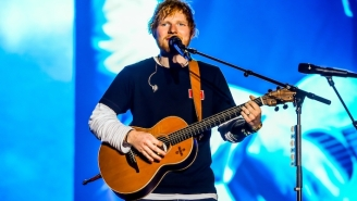 Ed Sheeran Says His New Single Is 'Really Different' And Ushers In The 'Next Stage' Of His Career