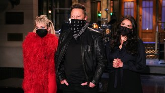 Elon Musk Is A Rocket-Launching 'Wild Card' In His 'SNL' Promo With Miley Cyrus