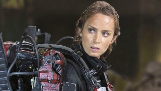 Emily Blunt Doesn't Seem Optimistic About The 'Edge Of Tomorrow' Sequel Happening