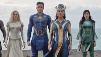 Marvel's 'The Eternals' Teaser Introduces A New Superhero Team To The MCU