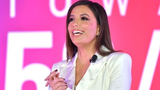 Eva Longoria's Movie About The Inventor Of Flamin' Hot Cheetos Has Found Its Lead