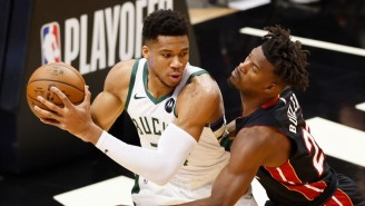 The Bucks Blasted The Heat Again To Take A Commanding 3-0 Series Lead