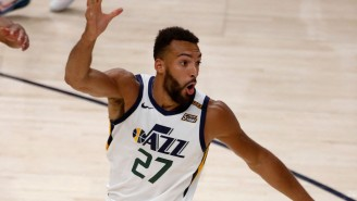 Rudy Gobert Cryptically Says 'A Lot Of Things' Bothered Him About How Utah's Season Ended