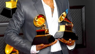 The Grammys Have Changed Their Rules About Album Of The Year Nominations
